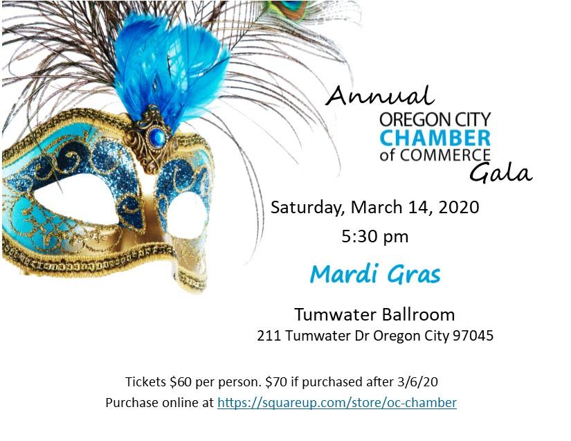 Annual Gala Invite